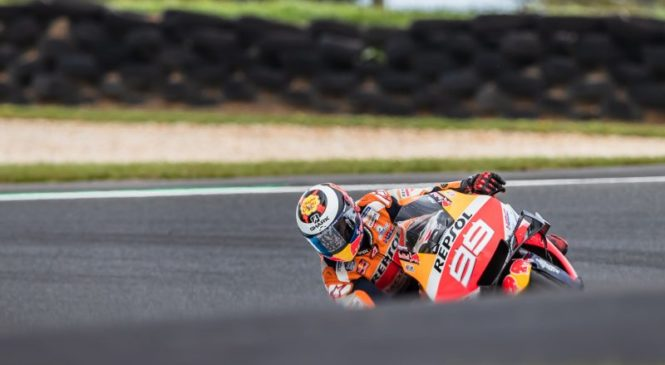 MotoGP Valencia: Bo Lorenzo napovedal slovo?