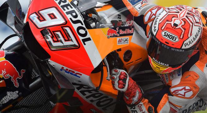 Marquez načrtuje šokantno vrnitev v Jerezu