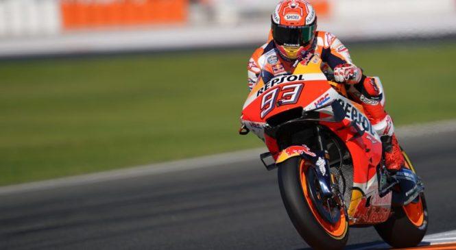 Izjemni Marc Marquez šampionsko sezono MotoGP okronal še z zmago v Valencii