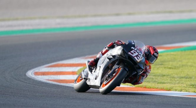 Marquez po operaciji še ne bo okreval do prvi testiranj