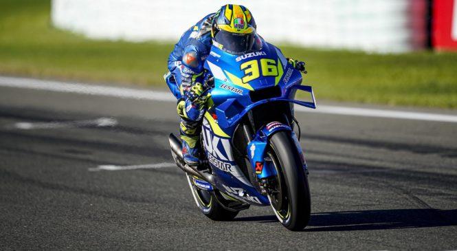 Mir: Suzuki le še korak od zmag