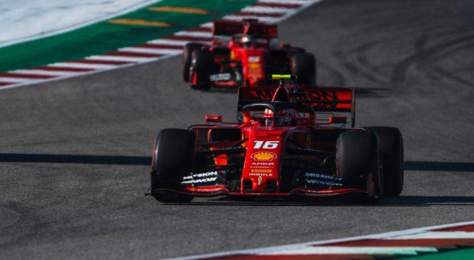 FIA zasegla dele Ferrarijevih motorjev