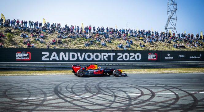 Formula 1: Assen plan B za VN Nizozemske
