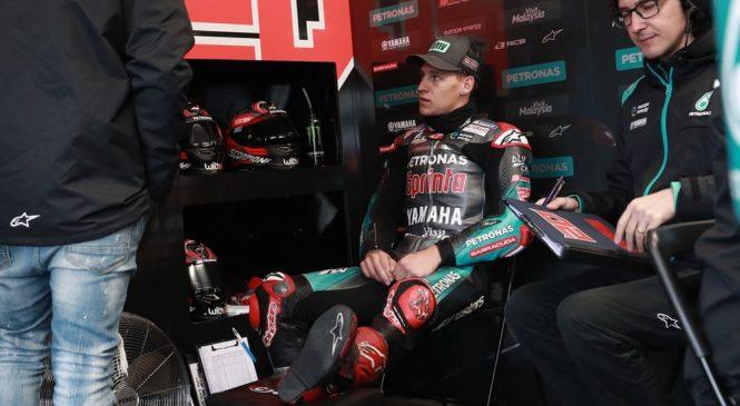 MotoGP Sepang: Quartararo z novim rekordom kroga najhitrejši na FP1