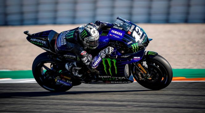 MotoGP: Vinalesu prvi testni dan v Jerezu