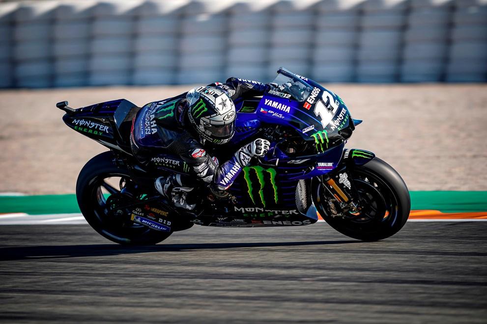 Vinalesu prvi testni dan MotoGP v Jerezu
