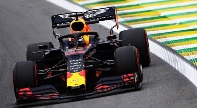 Verstappenu kvalifikacije v Interlagosu