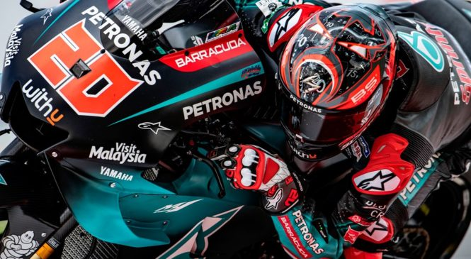 MotoGP Sepang: Quartararo je zmagovalec kvalifikacij v Maleziji