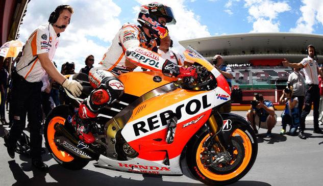Honda ostaja v MotoGP še vsaj pet let