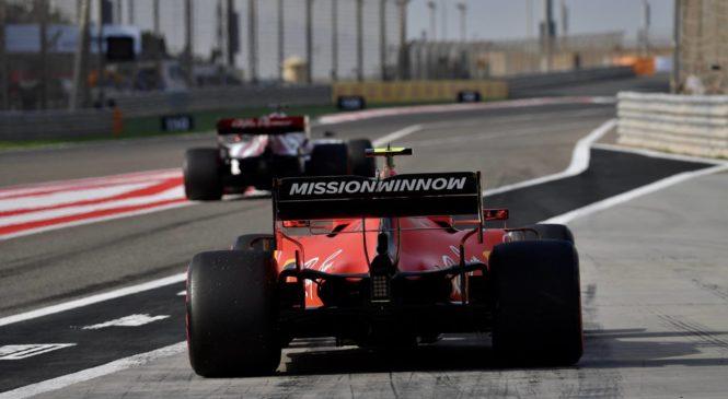 Je Ferrari naredil napako z menjavo Raikkonen – Leclerc?
