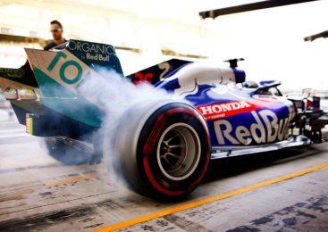 F1 s sezono 2021 uvaja enotna platišča