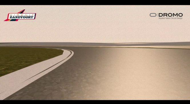 VIDEO: Virtualni krog po novem dirkališču Zandvoort