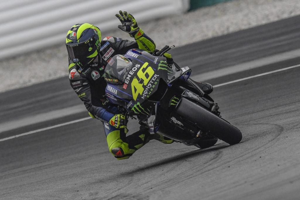 Valentino Rossi VR46 Monster Yamaha MotoGP