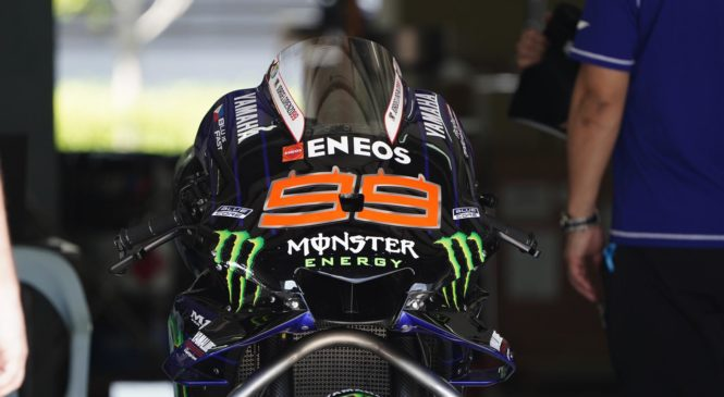 Lorenzo could contest his home GP this year as a Yamaha wildcard