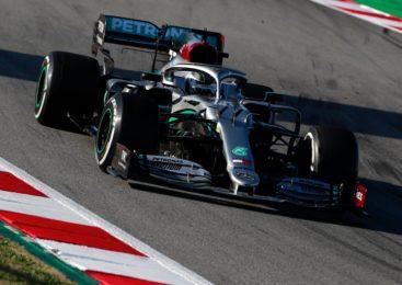 Bottas najhitrejši po prvih testiranjih Formule 1 v Barceloni