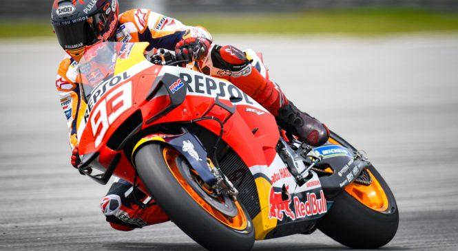 MotoGP FP1 Jerez: Marquez najhitrejši pred Vinalesom