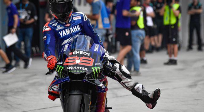 Lorenzo bo še moral počakati na testiranje letošnjega Yamahinega motocikla