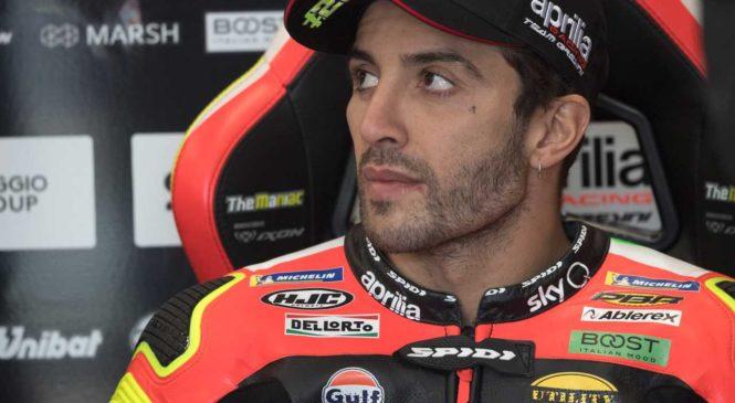 MotoGP: Iannone bi lahko brez dirkanja ostal 4 leta