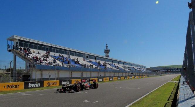 Jerez želi znova gostiti dirke Formule 1