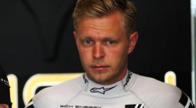 Magnussen: Tu sem, da bi osvajal naslove, ne pa se boril za sedmo mesto