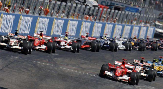 Formula 1 v Imolo in Portimao namesto v Mehiko, ZDA in Brazilijo