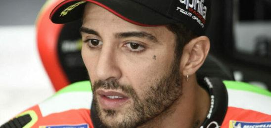 Iannone ne bo nastopil na dirki v Katarju