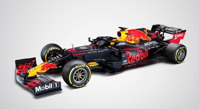 Red Bull predstavil letošnji dirkalnik