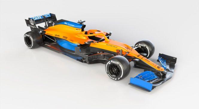 McLaren predstavil dirkalnik za prihajajočo sezono