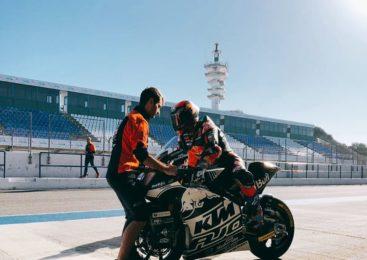 Za dirkači razreda Moto2 in Moto3 prva letošnja testiranja v Jerezu