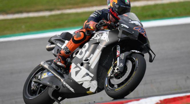 Pol presenečen nad konkurenčnostjo KTM-a