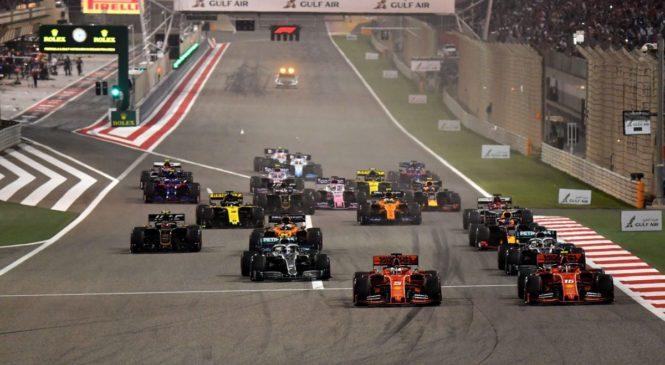Odpovedani tudi dirki F1 v Bahrajnu in Vietnamu