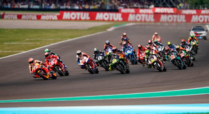 Koledar MotoGP ponovno posodobljen, sezona se začenja v Argentini
