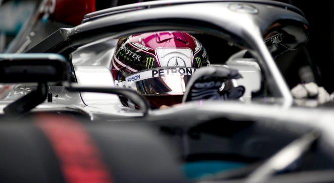 Mercedes na prvih dirkah brez sistema DAS?