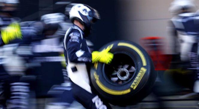 Pirelli moral zavreči 1800 gum iz Avstralije