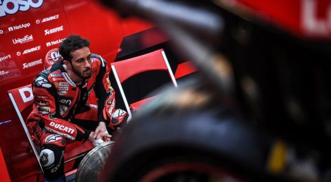 Dovizioso se ob koncu kariere MotoGP spogleduje z motokrosom
