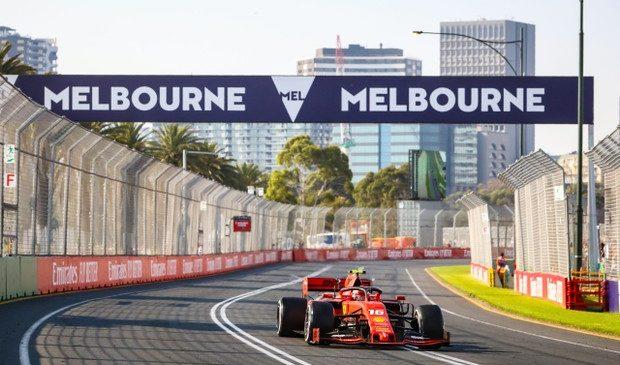 URADNO: Dirka v Avstraliji je odpovedana!