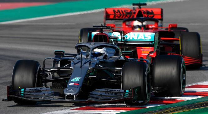 Formula 1 odpovedane dirke nadomešča z virtualnimi