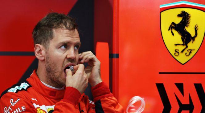 Ferrari Vettlu ponuja novo pogodbo, a precej manjšo plačo