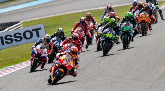 Prestavljena tudi dirka v Argentini, MotoGP sezono začenja šele v maju