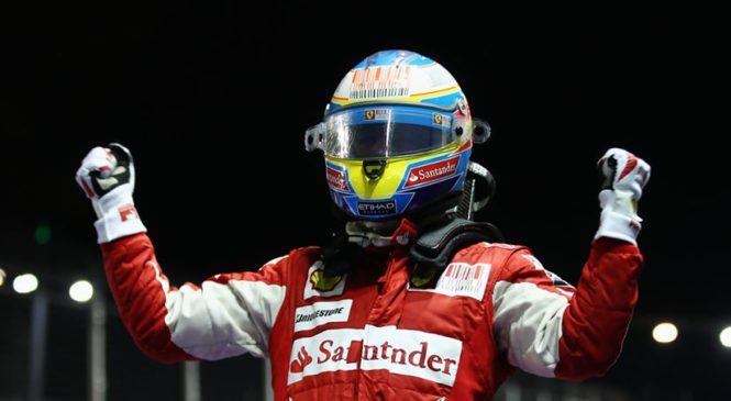 Alonso upa na seznacionalno vrnitev k Ferrariju