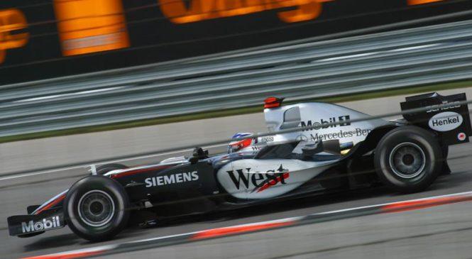 Kimi Raikkonen in Keke Rosberg si delita zelo zanimiv rekord