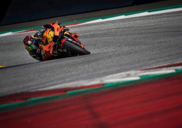 KTM zaključil dvodnevna testiranja v Avstriji