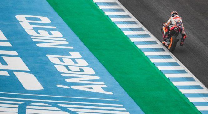 Začetek sezone MotoGP z dvema dirkama v Jerezu