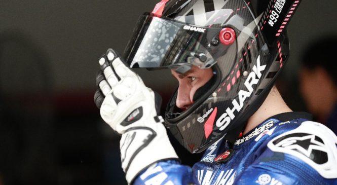 Lorenzu premierni nastop na virtualni dirki