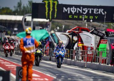 Samo eno testiranje motociklov pred prvo dirko v Jerezu