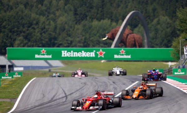 Avstrijska vlada prižgala zeleno luč začetku sezone F1