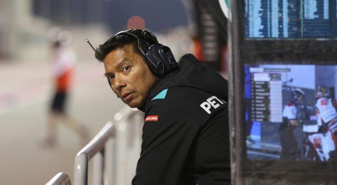 Petronas Yamaha: Ekipe ne bomo spreminjali zaradi Rossija
