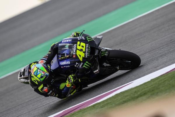 Valentino Rossi s testiranji ni bil pretirano zadovoljen