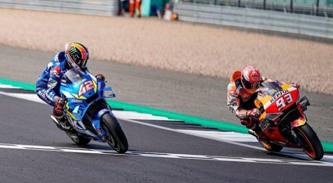 Rins je po kvalifikacijah v Brnu spoznal, da ga ima Marquez za resnega tekmeca