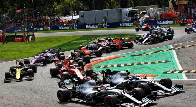 Daimler hoče Vettla, Hamilton želi Bottasa